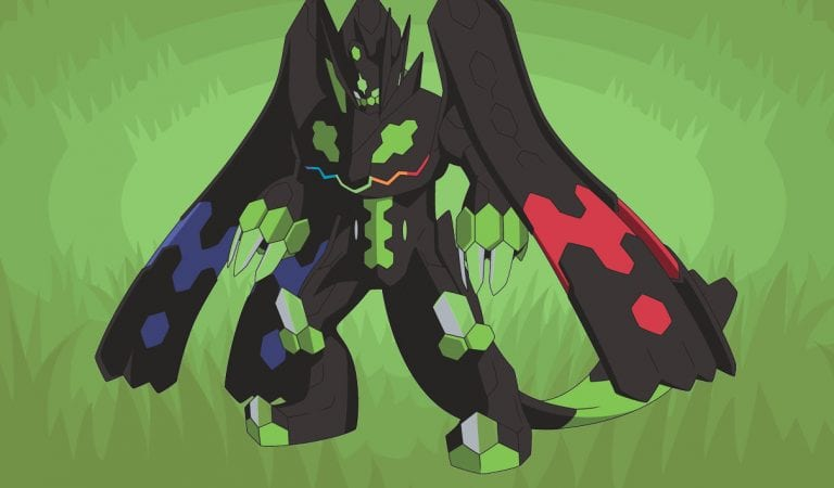 Zygarde Formes Officially Revealed