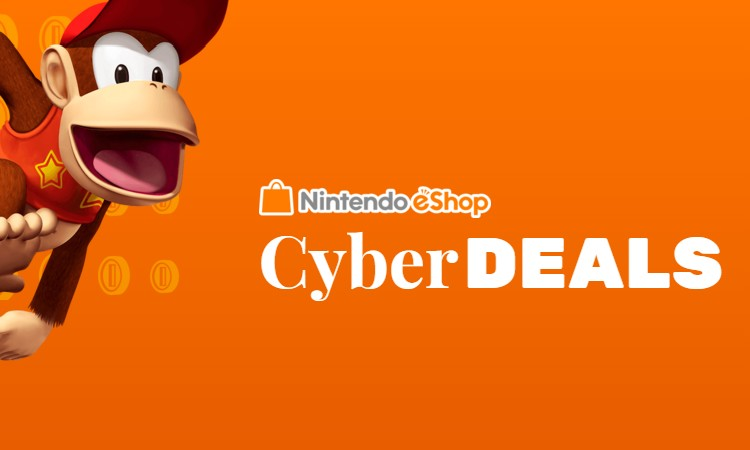 Nintendo 3ds cyber monday deals 2018