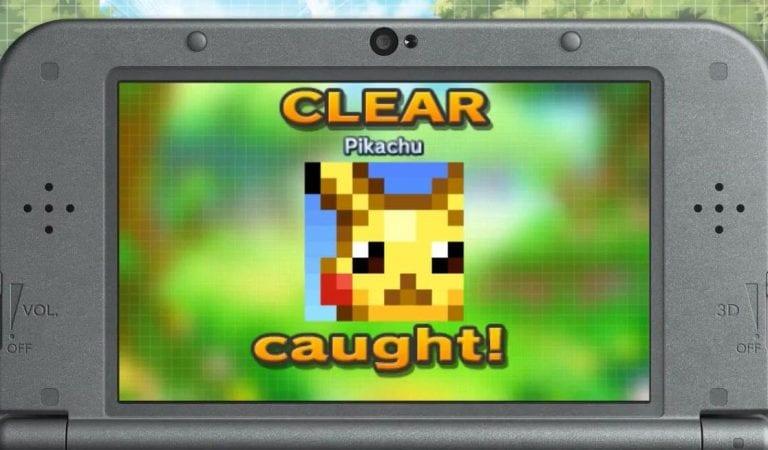 Pokémon Picross Announced