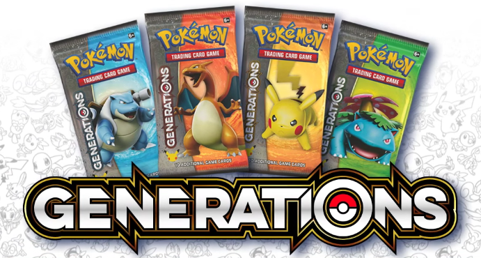 Pokemon20 Generations