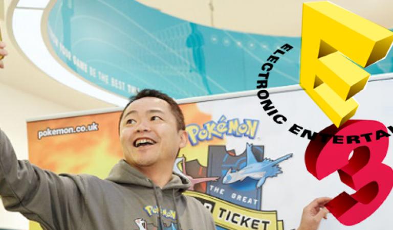 E3 2016: Pokémon Director Jun'ichi Masuda Set to Attend!