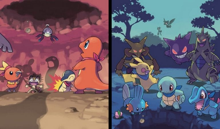 Pokémon Mystery Dungeon coming to the Virtual Console