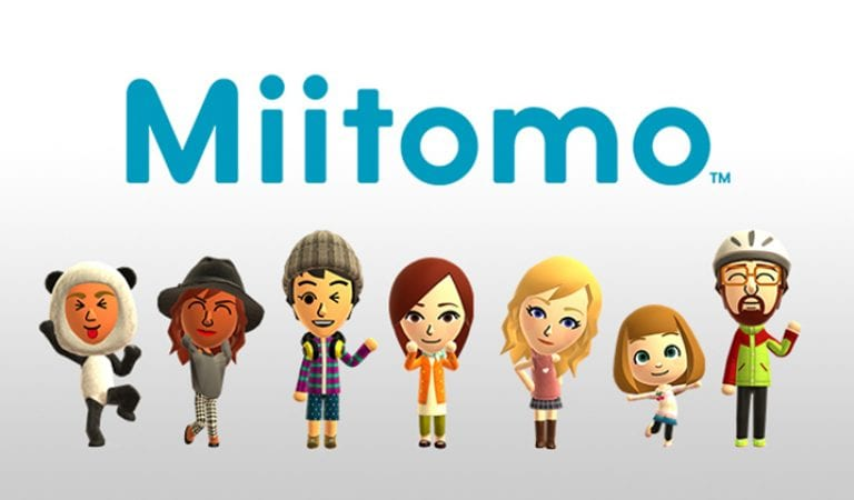Show off your Mii from MiiTomo!