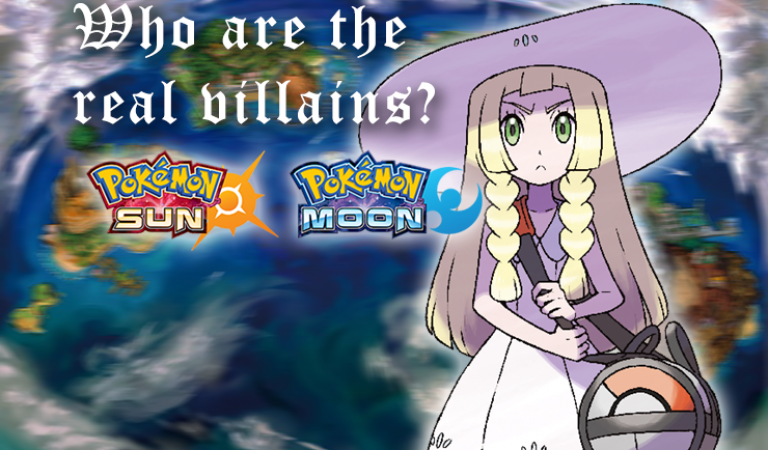 Sun & Moon Speculation Pt. IV: Villains