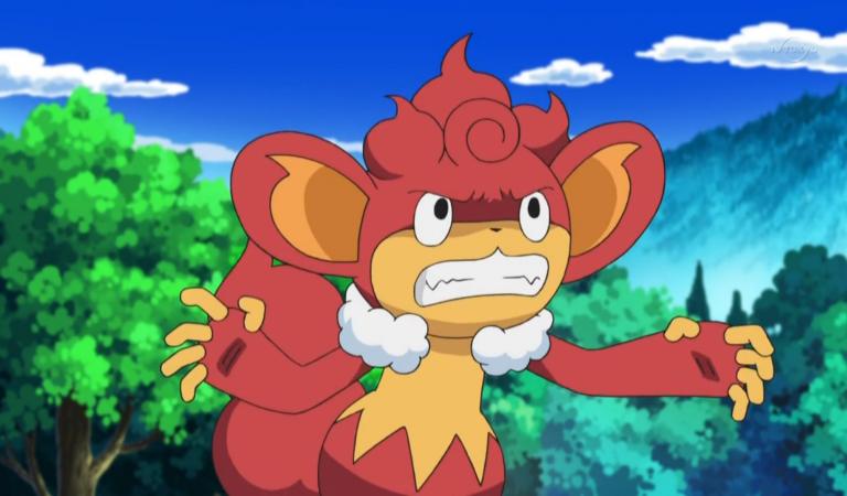 A View on Simisear (Japan's Least Popular Pokémon)
