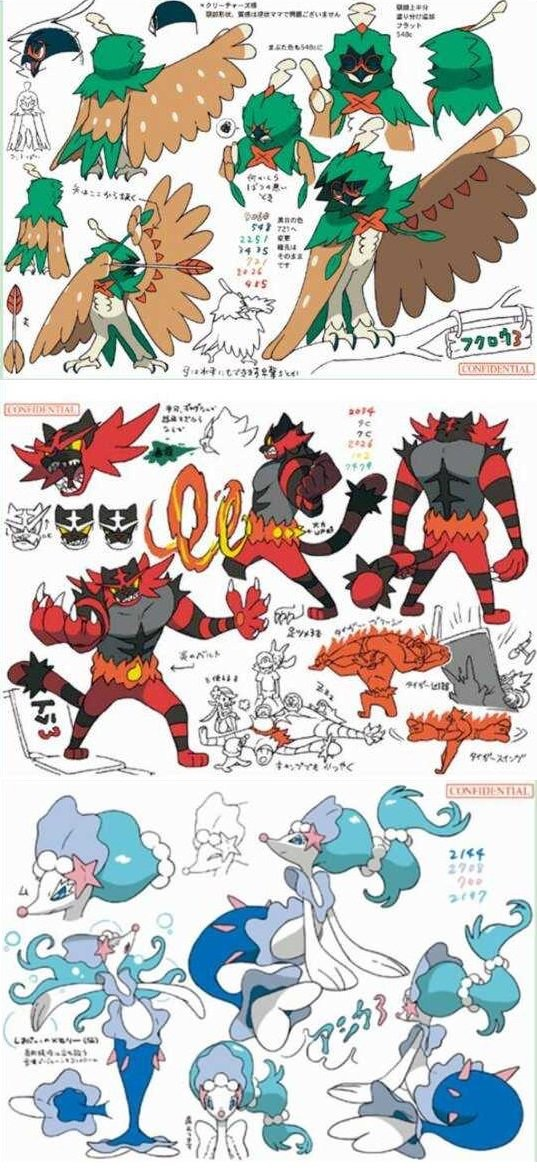 rumor final starter evolutions leaked pok jungle