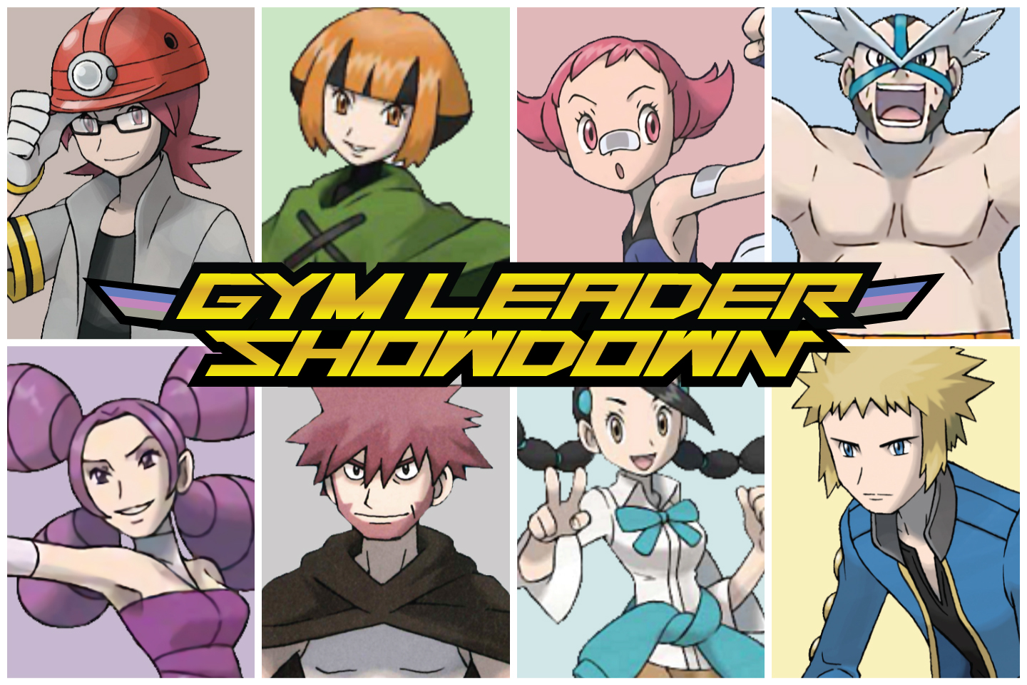 gym leader showdown sinnoh � pok233junglenet