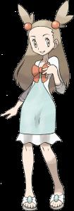 Johto - Jasmine