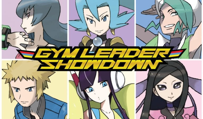 Gym Leader Showdown: The Results