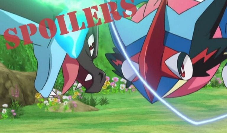 Kalos League Champion: Will it be Ash or Alain? RESULTS ARE IN!