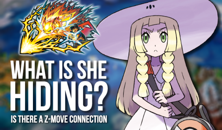 Sun & Moon Speculation Pt. IX: Lillie's Plan & Z-Move Connection