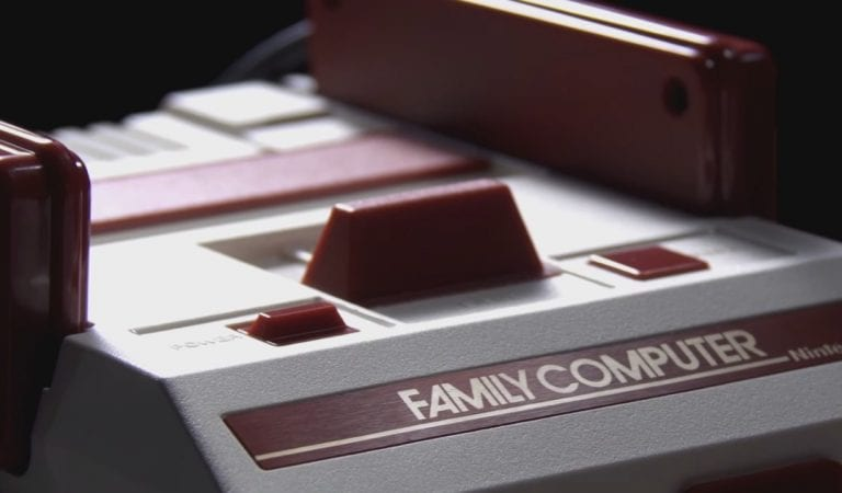 Famicom Mini Coming to Japan