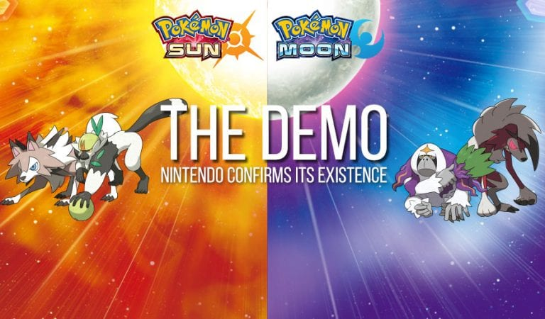 Nintendo Confirms Existence of Sun & Moon Demo