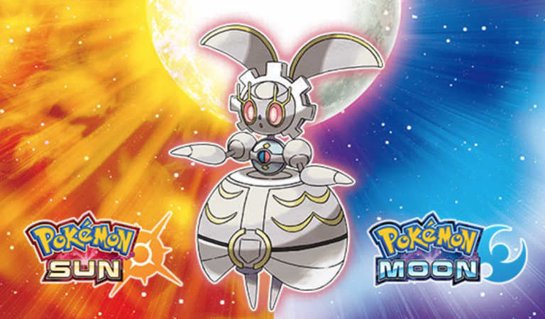 Magearna Now Available in Sun & Moon