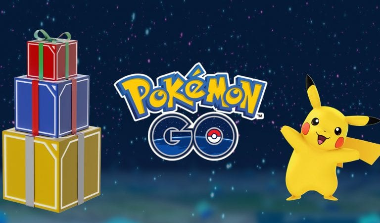 Pokémon GO's Holiday Event Announced