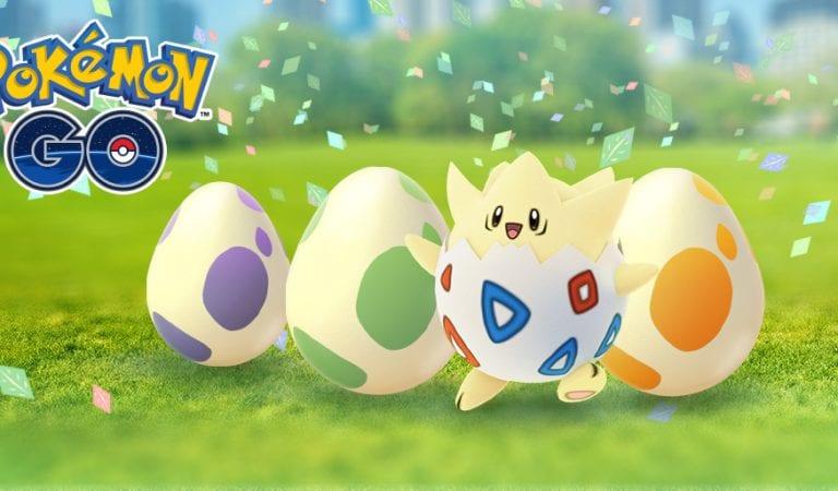 Pokémon GO Easter Event Announced