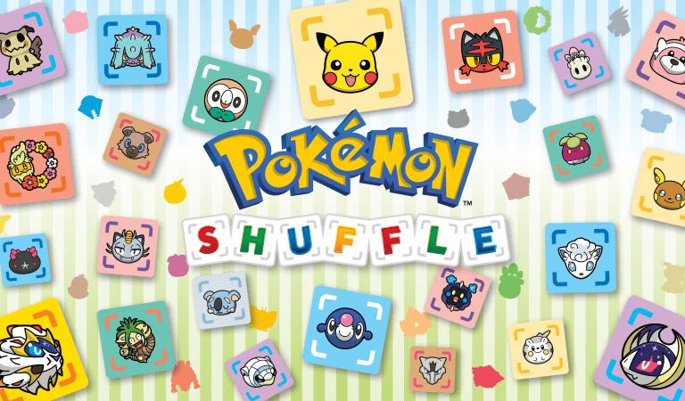 Catch Alolan Pokémon in Pokémon Shuffle!