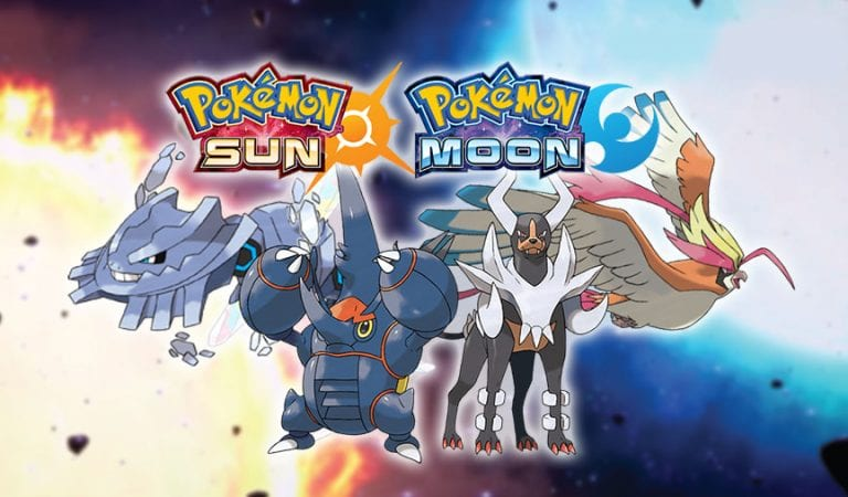 Get Mega Pidgeot, Steelix, Heracross & Houndoom in Sun & Moon [UPD]