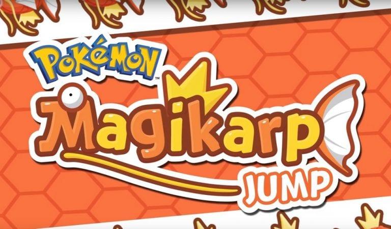 Magikarp Jump Launches WORLDWIDE! Hints & Tips Inside