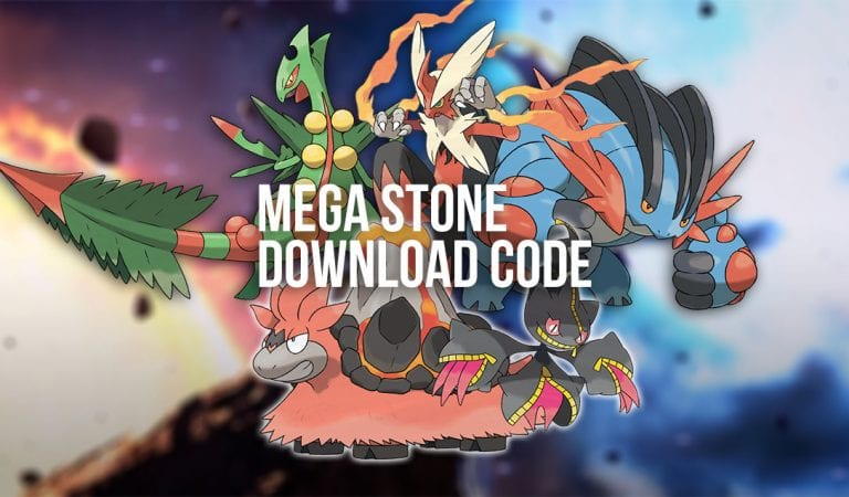 Mega Stone Download Codes for Sceptile, Blaziken, Swampert & More Now Live [UPD]