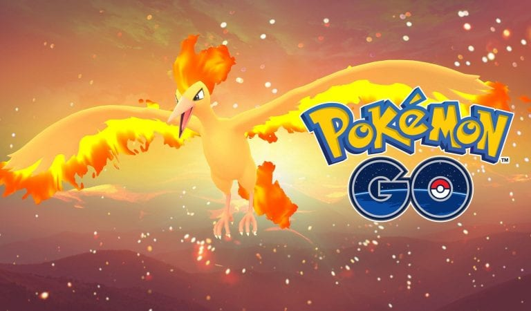Moltres Soars Into Pokémon GO!