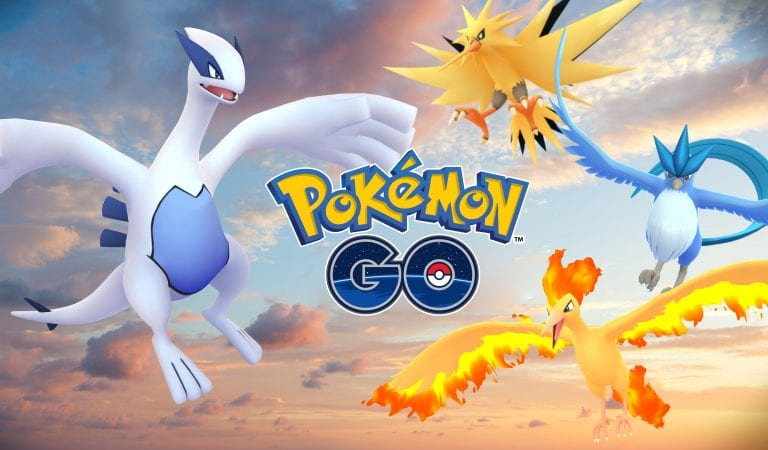 Articuno Available for a 'Brief' Period, Reward Extension in GO