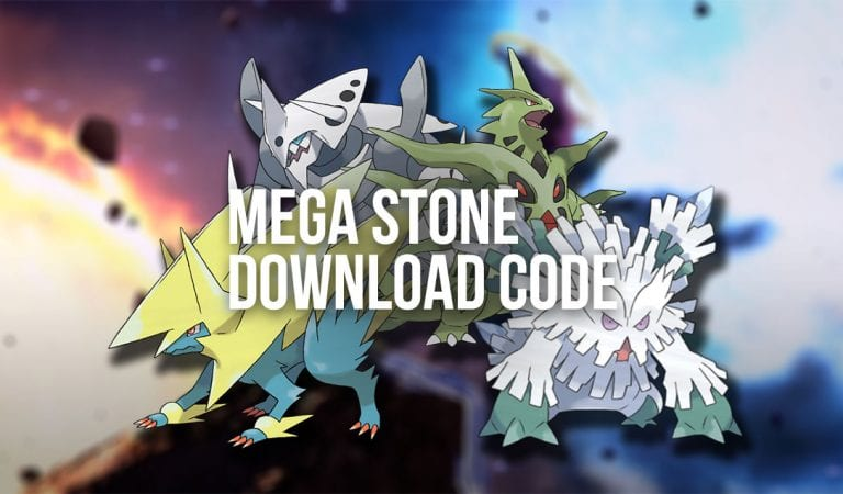 New Mega Stone Download Available in Sun & Moon [UPD]