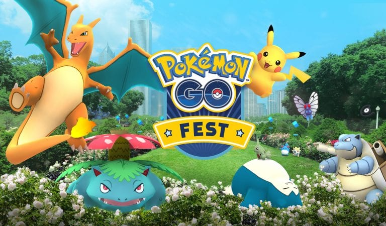 Pokémon GO Fest Begins! [REWARDS UPD]
