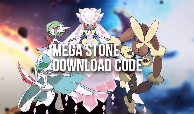 New Code For Gardevoir, Gallade, Lopunny & Diancie Mega Stones [UPD]