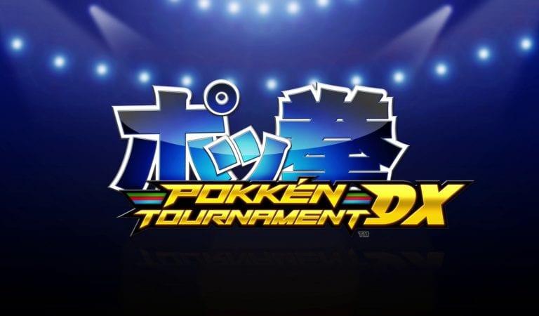 Pokkén Tournament DX Demo Now Available!