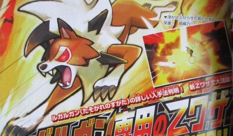 October CoroCoro Leaking [UPD]