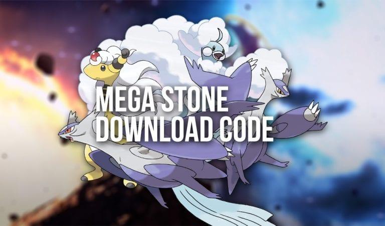 New Code For Ampharos, Altaria, Latias & Latios Mega Stones