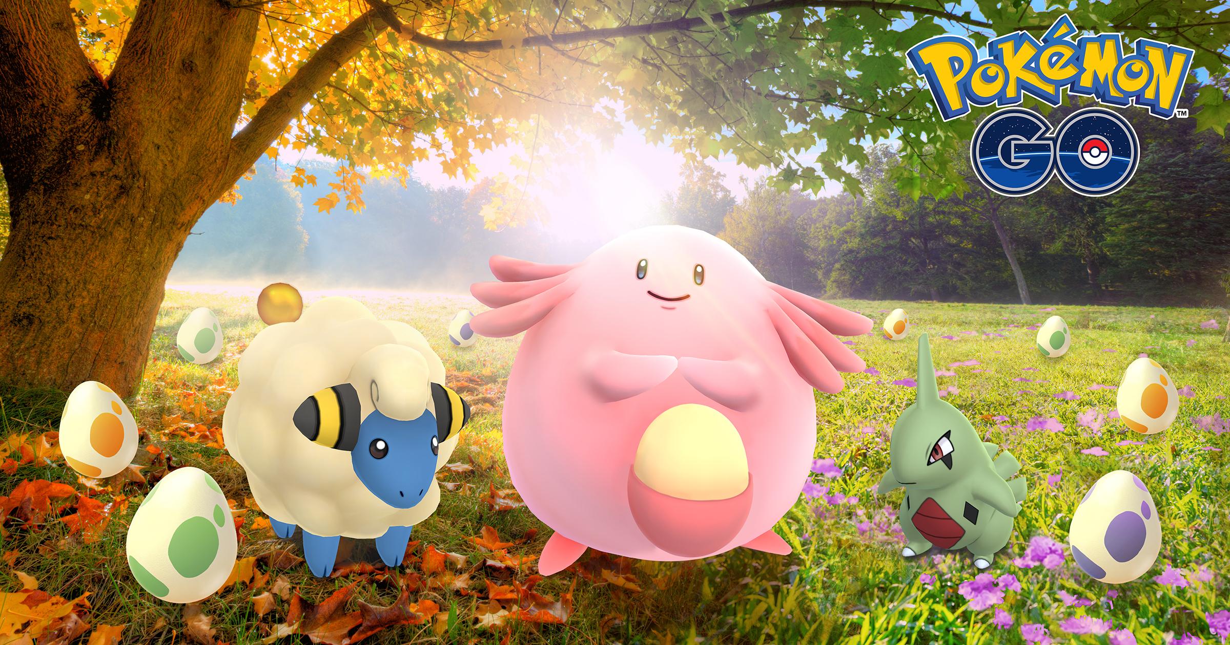 Pokémon GO Announces Equinox Event