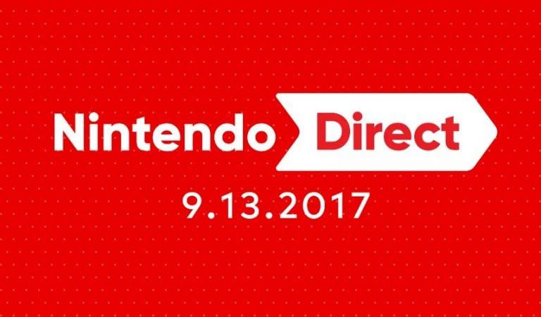 Nintendo Direct: 9.13.2017