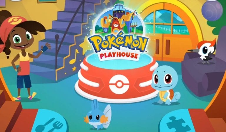 Pokémon Playhouse App Announced