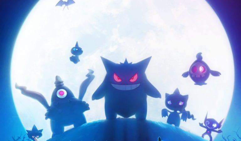 Gen III Coming to Pokémon GO This Halloween!