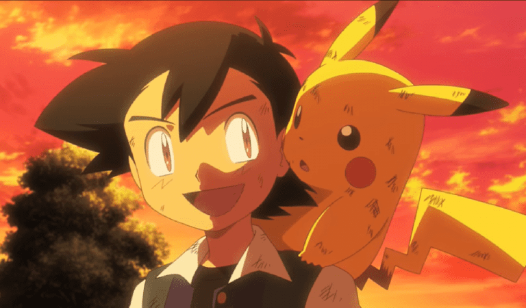 New Trailer for Pokémon the Movie: I Choose You!