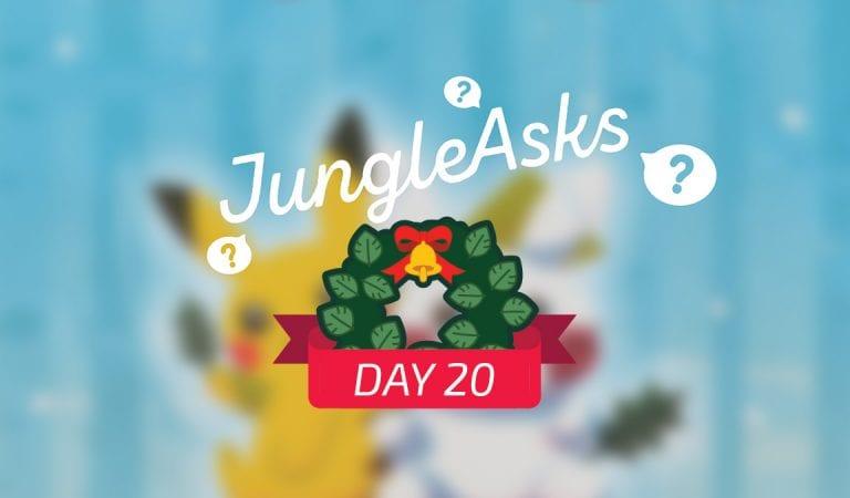 JungleAsks: Pokémon Gifts