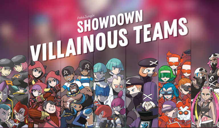 Showdown: Villainous Teams — Round II Grunts & Admin