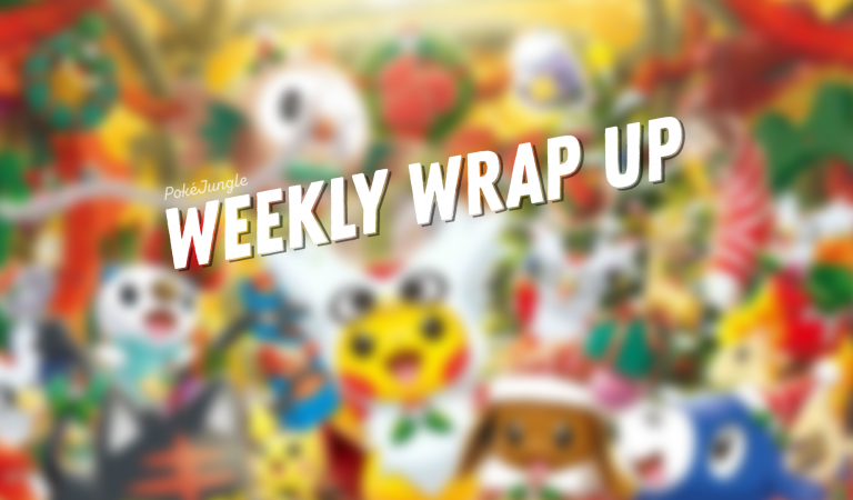 Weekly Wrap Up 11/27-12/3