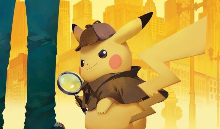 Detective Pikachu Releasing Worldwide in March