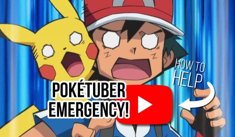 Help Save Small PokéTubers on YouTube