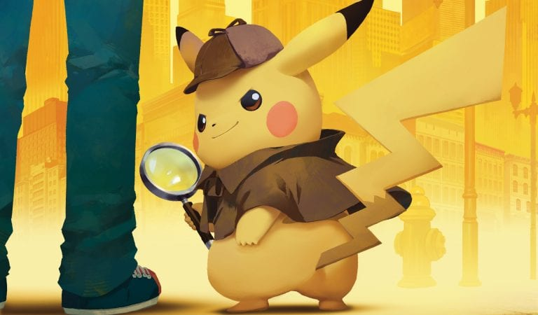 Detective Pikachu, Pokkén DLC Out Today!