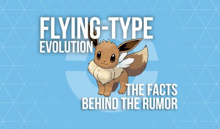 Flying-Type Eevee Evolution: Making Sense of the Evidence