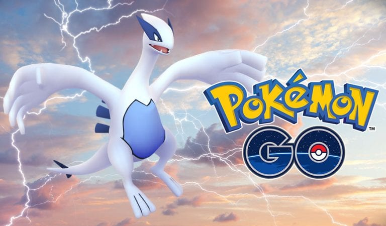 Lugia Soars Back into GO and Brings…Facebook?!
