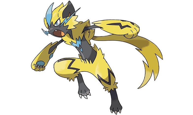 Zeraora Officially Revealed In New Trailers Pok 233 Jungle Net Latest Pok 233 Mon Sun Amp Moon News
