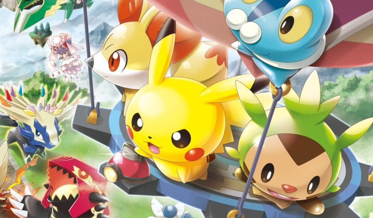 New Pokémon Rumble Trademark Surfaces