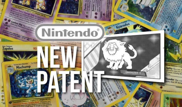 "Nintendo Patents Way to Make Digital Cards ""Holographic"""