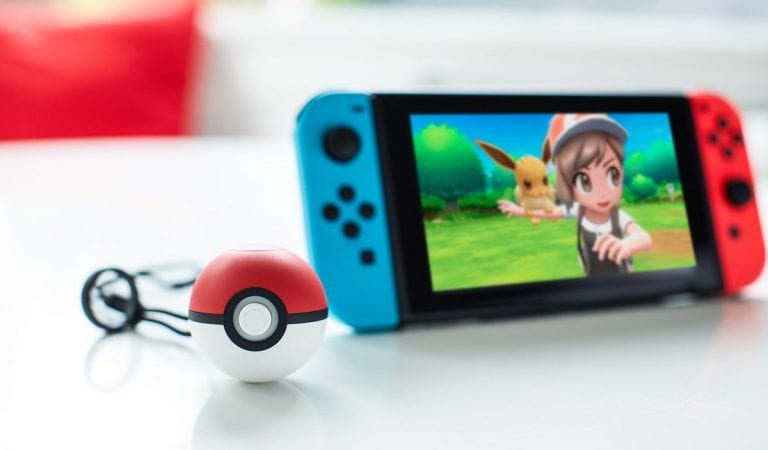 TPCi Announces Three New Pokémon Games for Switch