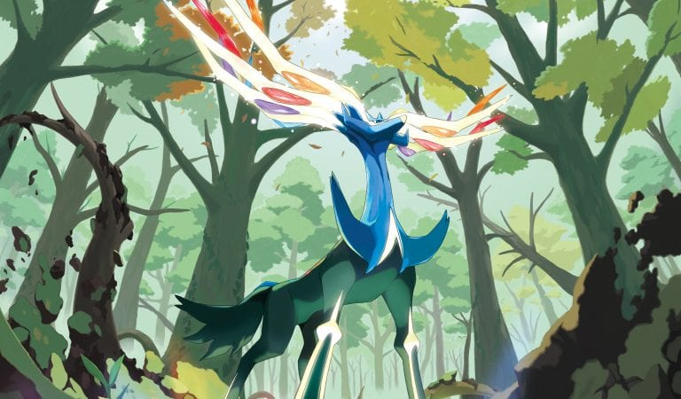 May's Year of Legendary Pokémon Event Now Live